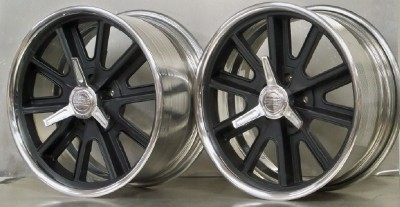 18s 407S 5 set 18 inch gray or black 2004 -2017 Mustang