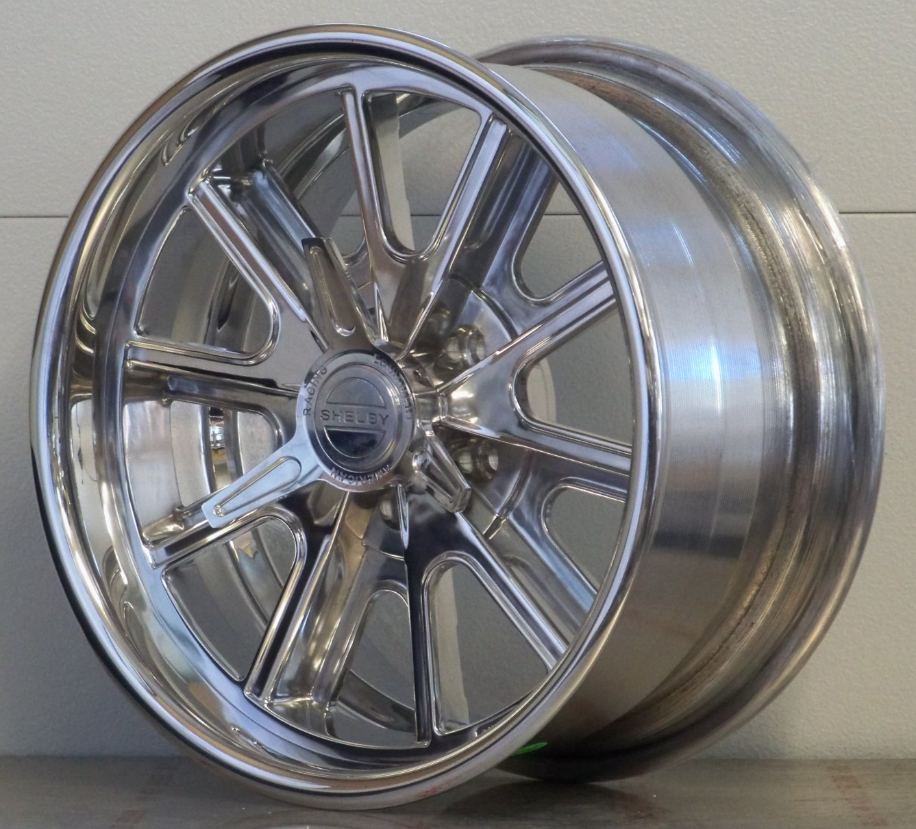 VN407SP Shelby fully polished / spinners (price shown per wheel
