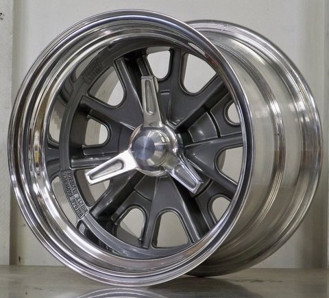 15 x 8 15 x 10 with adapters, spinners, pins