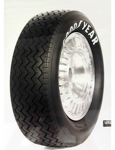 Goodyear G12 Blue Streak 500-15 Sports car special