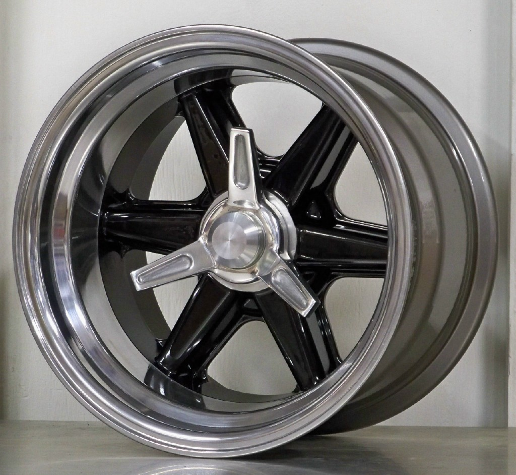 Muscle car wheels rims - photo#25