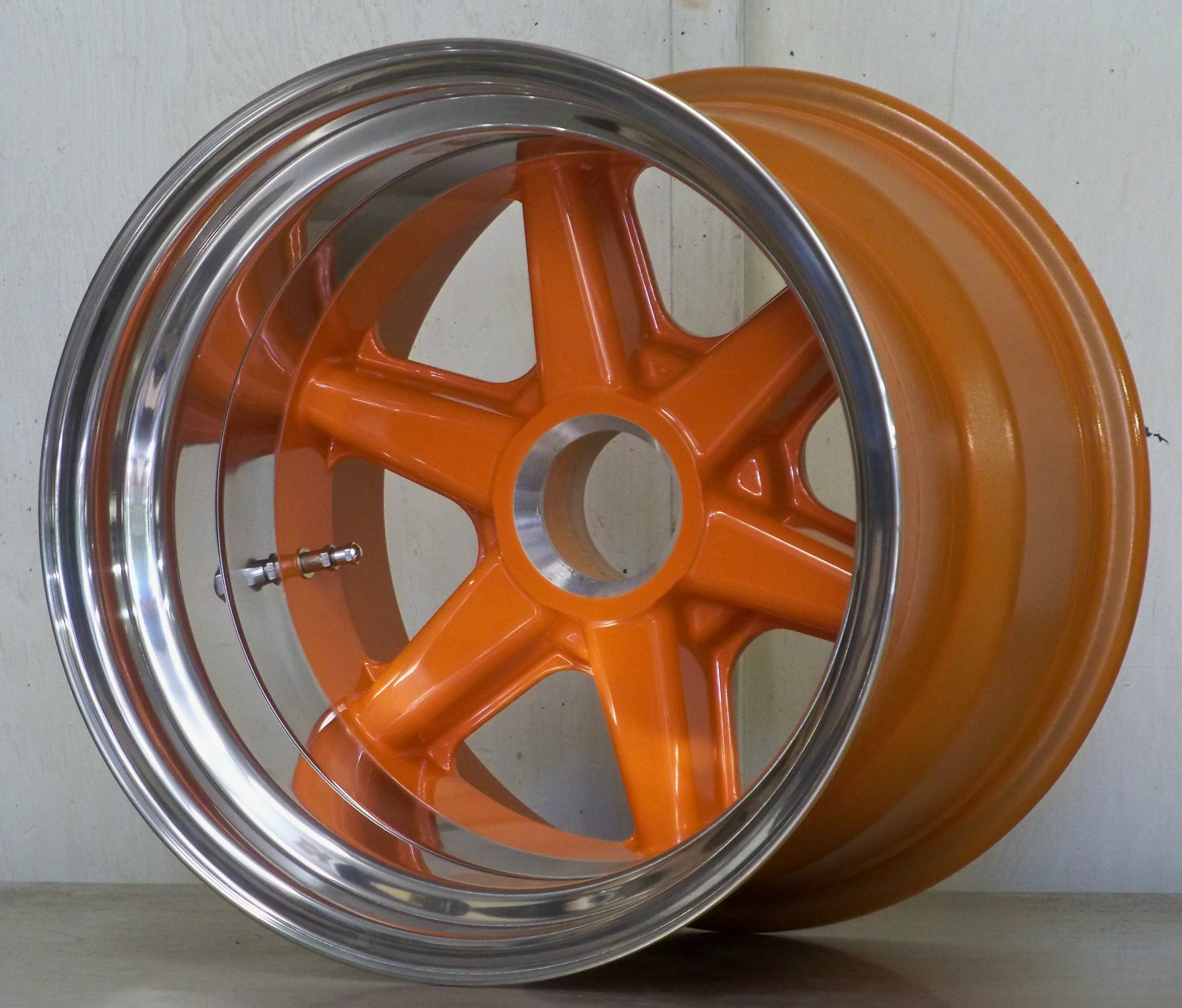 BR02 WIDE 15 x 9.5 15 x 12 wheels only