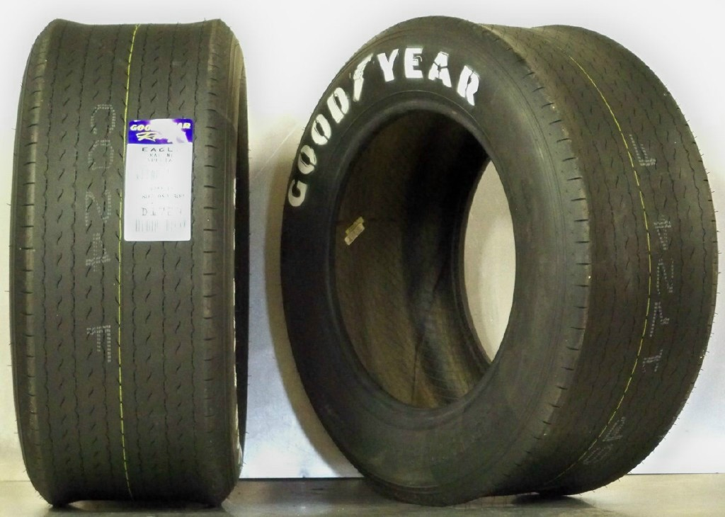 Goodyear G7 Blue streak 600 - 15 Sports car special