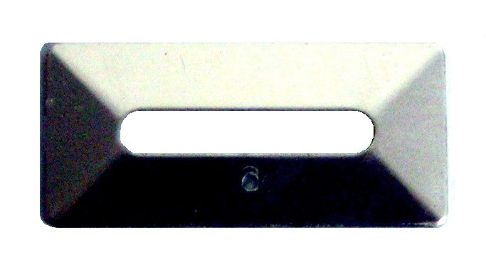 Wndshield - Surround Plates (pair)