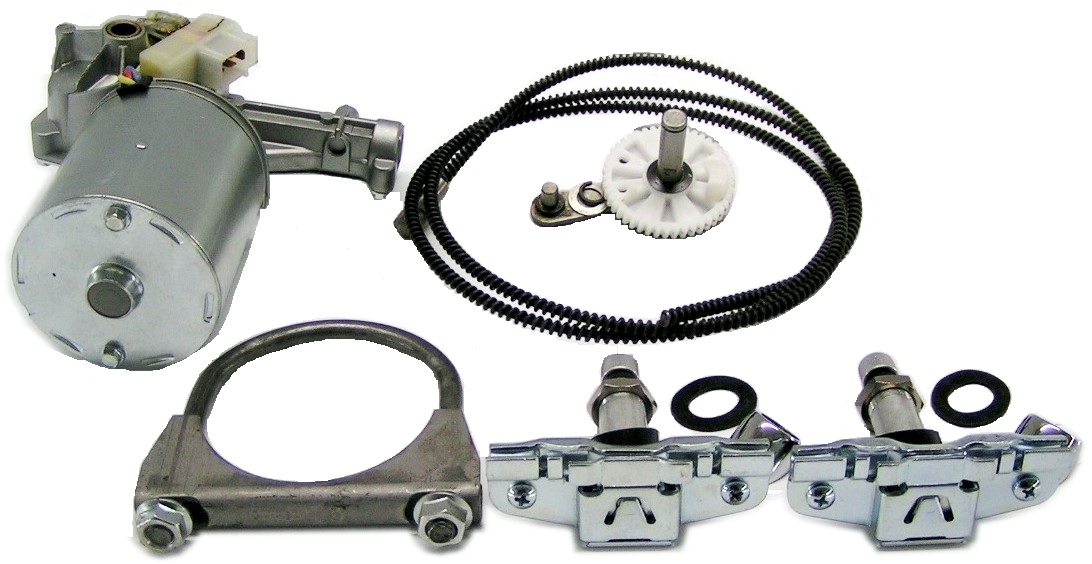 Wiper Motor Kit / Linkages /Blades /Arms