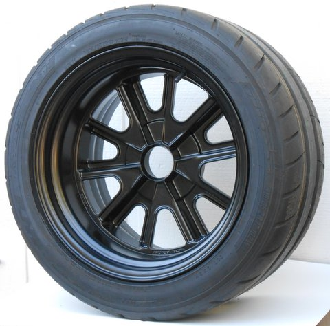 Wheel And Tire Packages Inch Vintage Wheels Mustang Hot Rod
