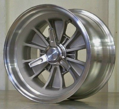 FIA 15 x 7.5 15 x 9.5 for 5 lug with adapter spinners