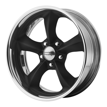 VN425 SLB Torq Thrust SL 5 lug black/pol lip