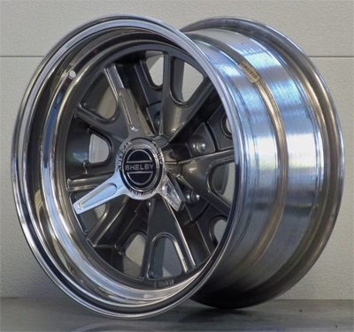 .427 Shelby 5 lug including spinners (price shown per wheel)