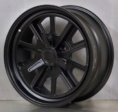17s 427 Shelby Black 5 lug set of 4 AC 427 Cobra