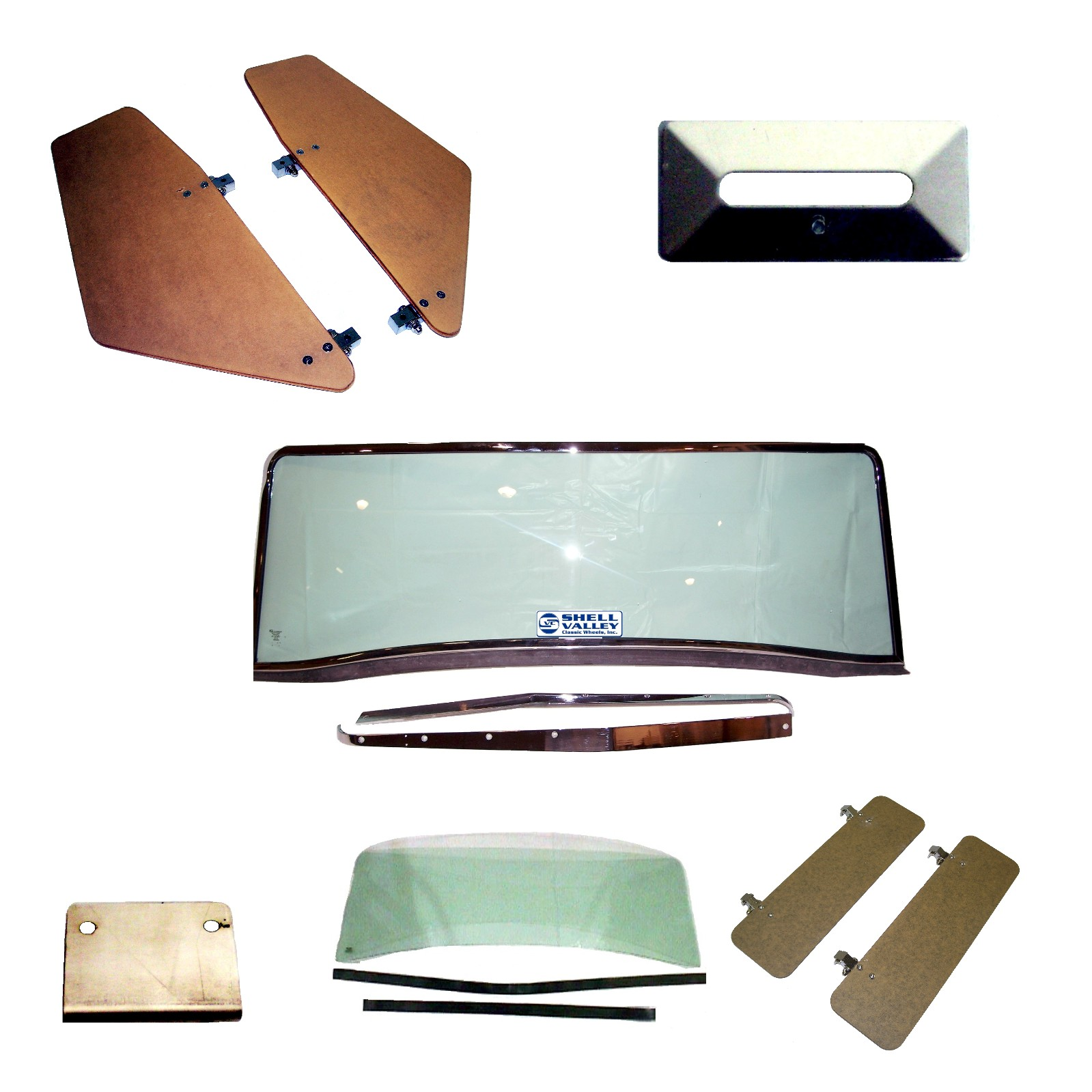 windshields accessories