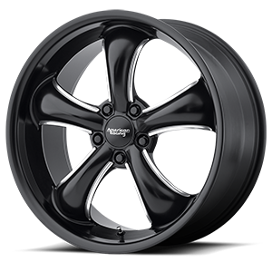20s 912B black wheel set of 4 2005 -2017 Mustang
