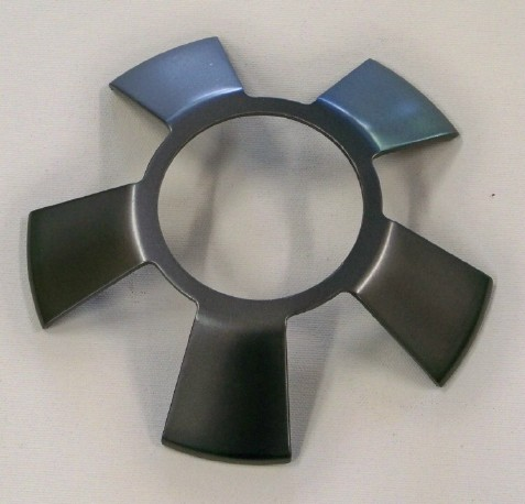 Lug Nut Cover Set of 4 polished or Shelby gray