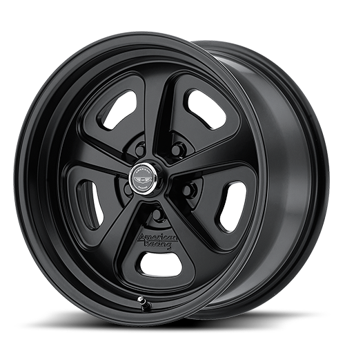 15s SET of 4 .501 series Black Magnum 67-73 Mustang