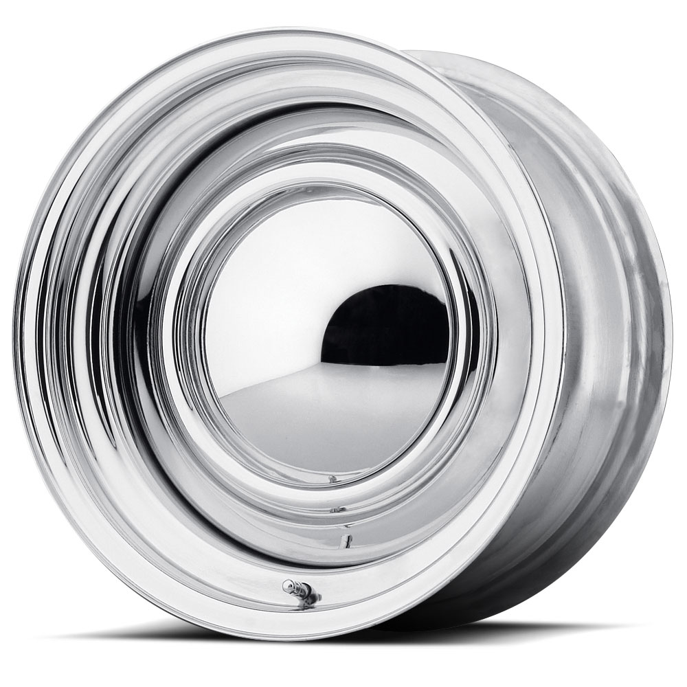 .SMOOTHIE CHROME complete with center cap (price per wheel)