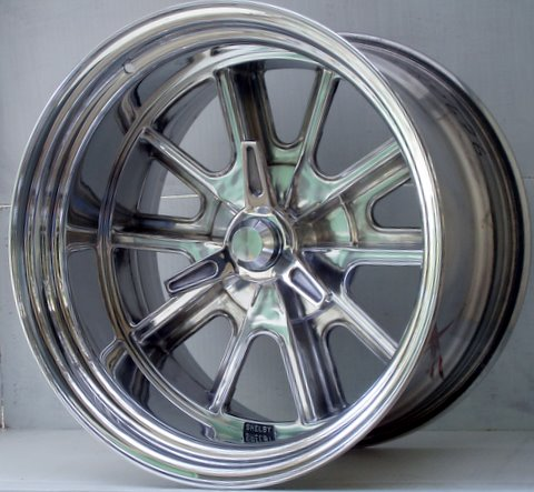 18s 427 pin drive18 x 9.5, 18 x 11 adapters, spinners, POLISH