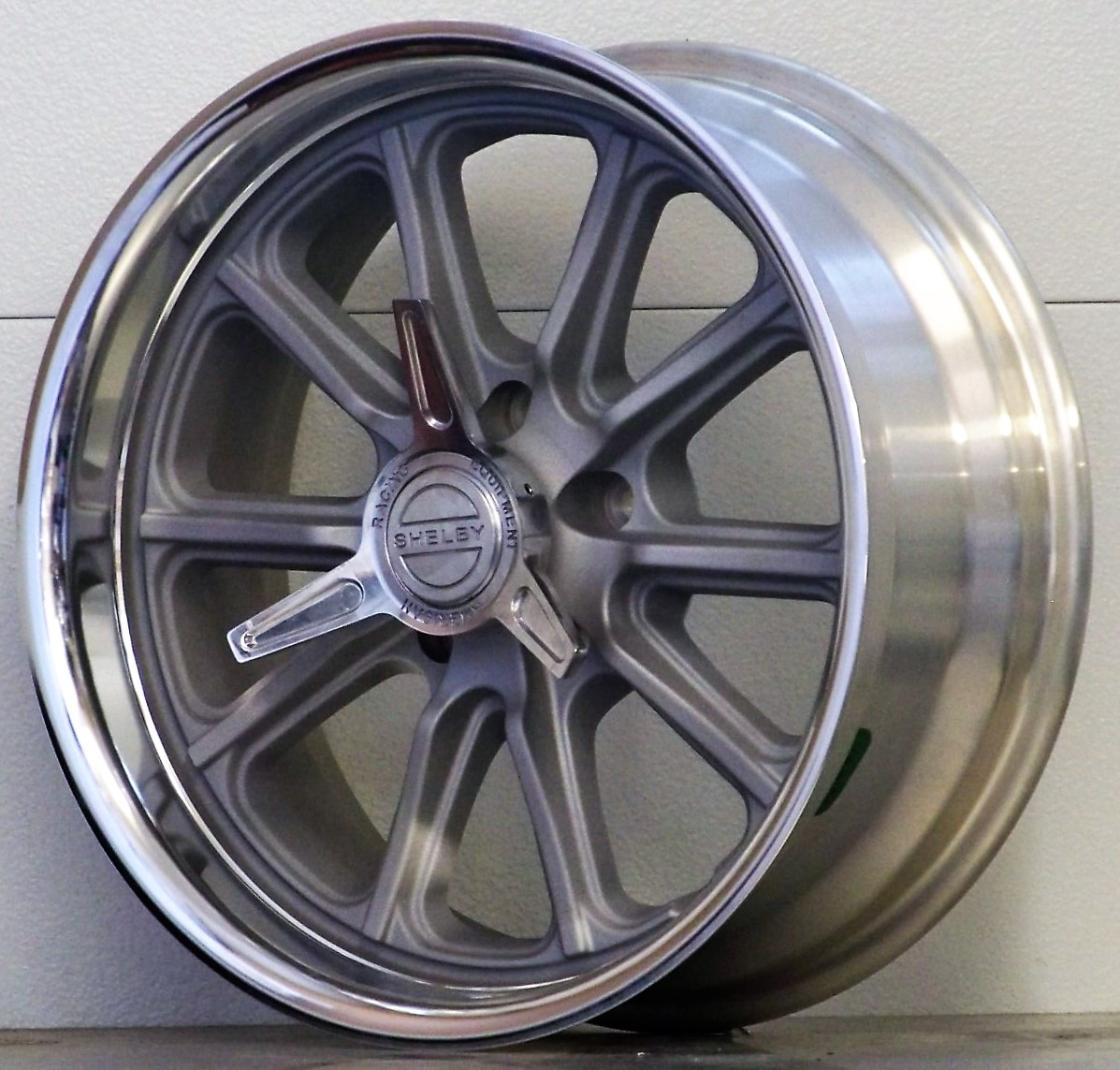 1965 1966 Vintage Wheels Mustang Hot Rod And Muscle Car 66 Wiring 17s 507s Silver Set Of 4 For 65 73