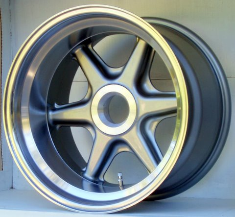 BR17 wheels set of 4 17 x 8 ,17 x 10.5