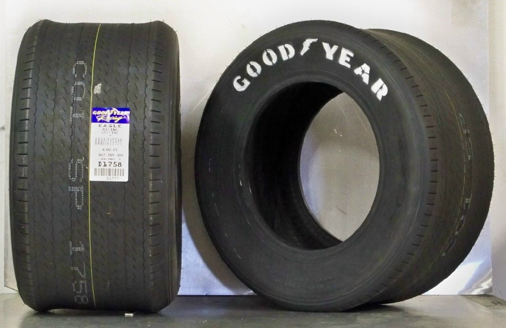 Goodyear G7 Blue streak 700 - 15 sports car special