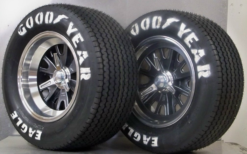 HA02 5 pin set wheels / Goodyear Eagle Billboards