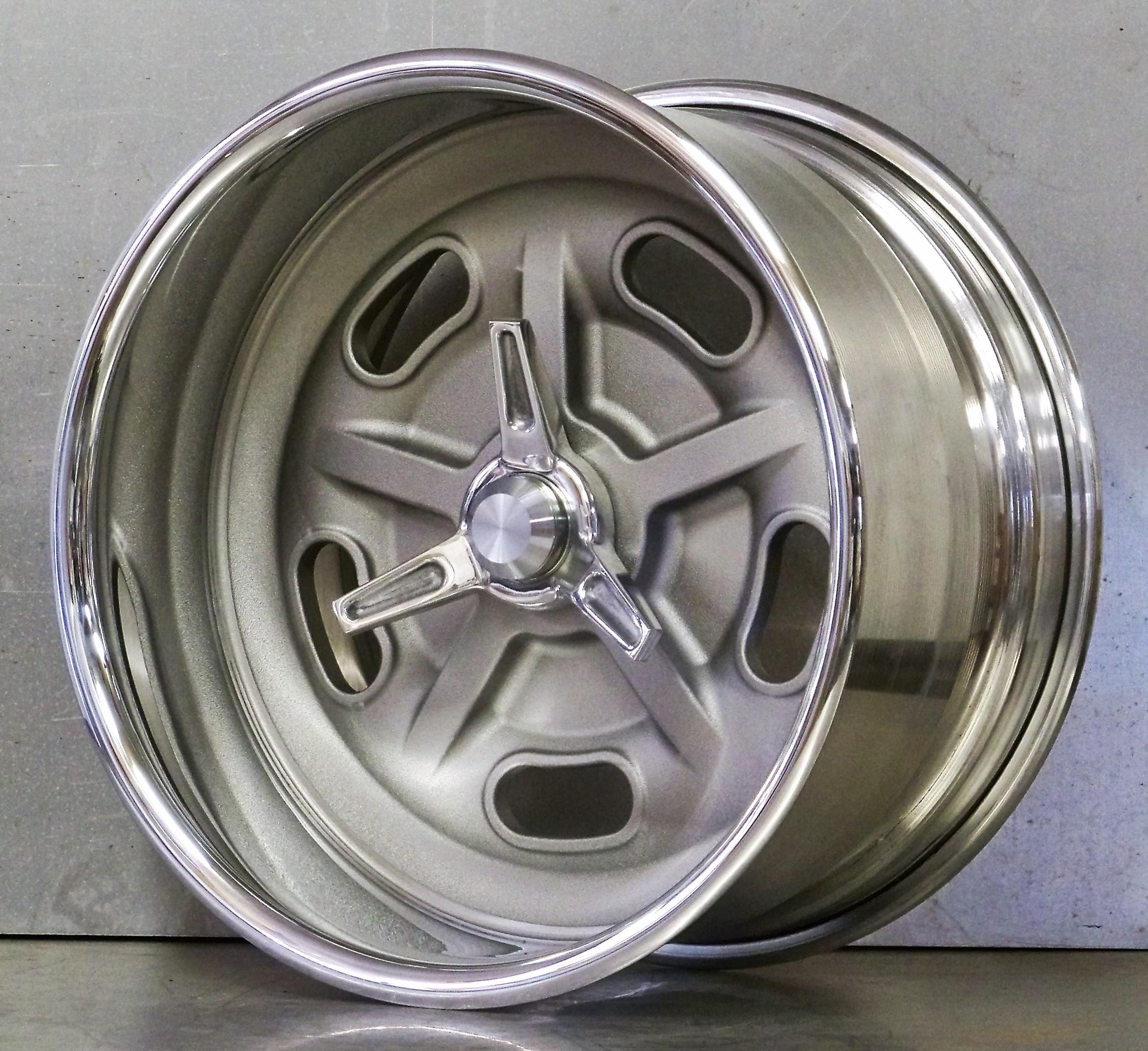 Kidney Bean Pin Drive 15 18 In Vintage Wheels Mustang