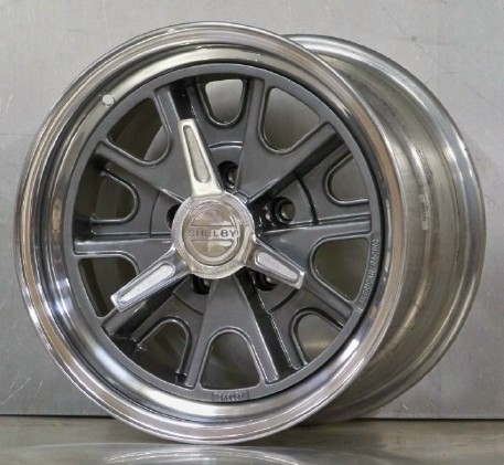 15s 427 BB set of 4 gray for B & B Cobra