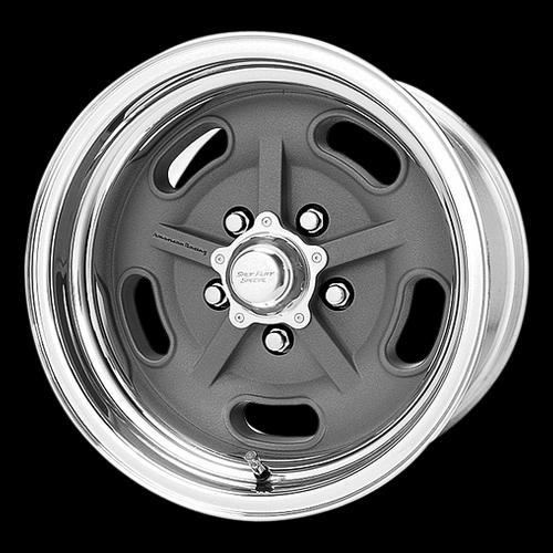 HOT ROD SALT FLAT GUN METAL (price per wheel)