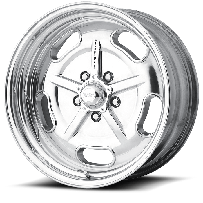 HOT ROD SALT FLAT FULLY POLISHED (price per wheel)