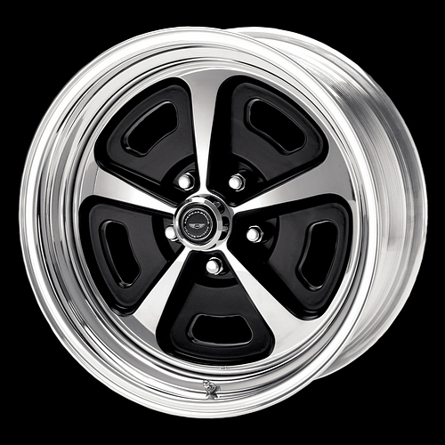17s set of 4 Magnum 500 67-73 Mustang CUSTOM aluminum