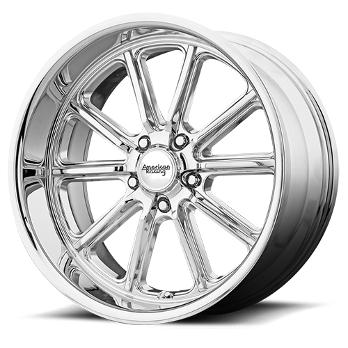 VN507 Rodder Fully chromed (price shown per wheel)