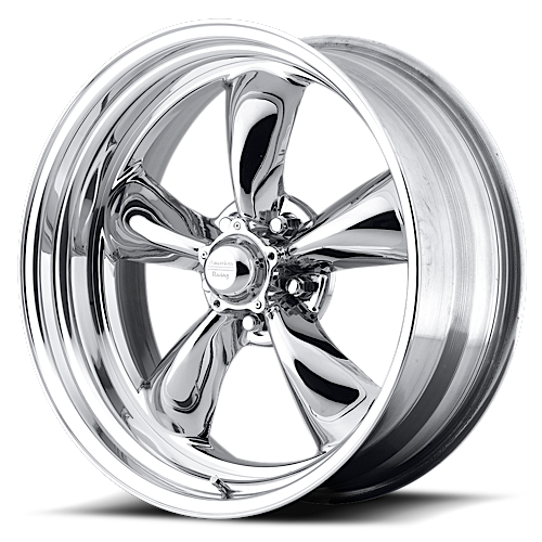 VN405 Torq Thrust II fully polished 2 piece (price per wheel)
