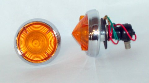 Lucas L 539 Park / tail / indicator lamps