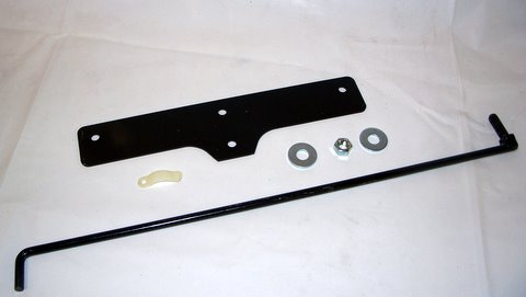 Hood Support Rod Kit