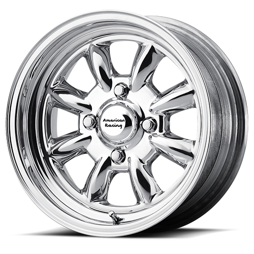 VN401 Silverstone full polished (price shown per wheel)