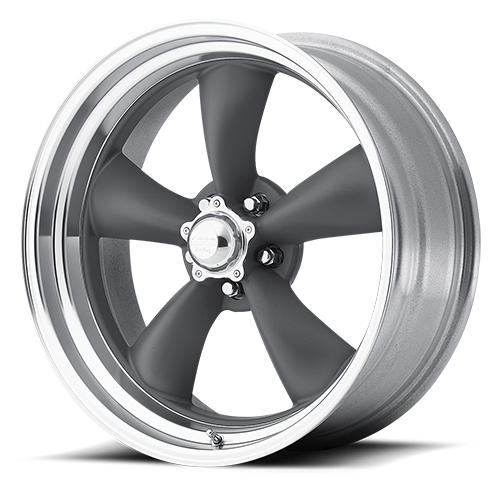 VN215 Torq Thrust II gray polished lip VALUE ! (price each)